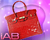 Real Croc Handbag