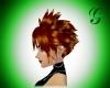 redhead hair