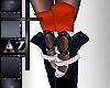 *az* Fahion fleur boots