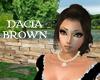 (20D) Dacia brown