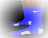 P| Blue Elite Socks