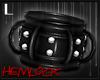 H3M: Wrist Cuff Black L