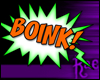 R: Comic BOINK! Sticker