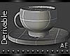 MESH-9 TEA CUP