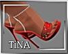 Cinderella Red Heels