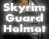 Skyrim Guard Helm