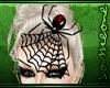 »S« Spider Web Veil