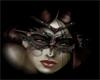 MKL*Mardi Gras Mask