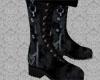 *E* male dark boots