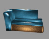 [BRI] Blue Lux Love Seat