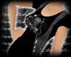 m.. Skull N Vest Black