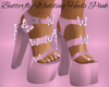 Butterfly Wedding Heel P