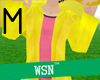 [wsn]RainyCoat#Yellow
