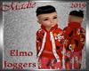 !b Elmo Joggers Jacket