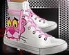 Pink Panther Converse F