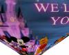 Disney Balloon Ride