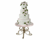 CD Beach Wedding Cake
