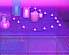 Glow/Neon Table