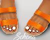 ṩ Brea Sandals Org