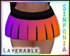 Layerable Sunset Skirt