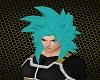 Saiyan Hair I Blue