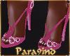 P9)Chic Pink Heels/Pumps