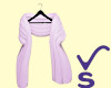 VS - Acrylic Pink Shawl