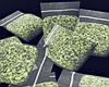 Bags of Weed