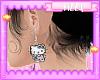 Hello Kitty Earrings V2