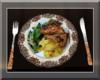 OSP Salmon Dinner
