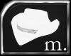 =M= Stetson [white]