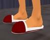 [JD] M Santa Slippers