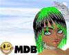 ~MDB~ GREEN BLACK JANIE