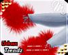 $ Fuzzies - Cherry Red