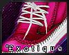 .e`Exo kicks; Fruit