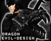 #Evil Black Drag Spaul L