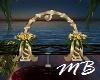 Ibiza Wedding Arch