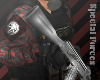 Special Forces Red Camo