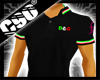 [C90]D&C Polo Tricolore