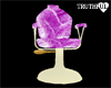 ~TRH~FUR HAIR CHAIR