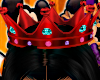 Queen Red Crown