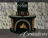 (T)EC Bedroom Fireplace