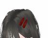 SU-Red Hair Clip