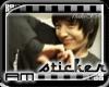 [AM] Heart 4YOU Sticker