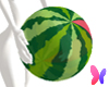 Beach ball Watermelon