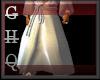 GHQ~ Sensei~Hakama~WHT