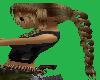 Ash blonde/brown Lara