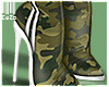 Camo Boots RLL- RXL