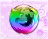 Rainbow Firefox