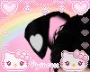 ♡ puppy v2 black